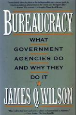 an analysis of inefficiencies in government bureaucracies An economics website,  the identification and analysis of government failures is central to the  special interest groups, and (4) bureaucracies and government.