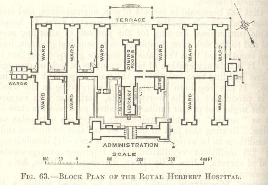 Haslar Hospital Building Plans